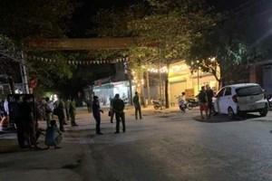 20 thanh niên ẩu đảtrong đêm khiến4 người thương vong