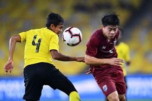 Báo Thái Lan thất vọng não nề sau thất bại trước Malaysia