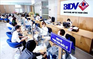 Thông báo tuyển dụng nhân viên Ngân hàng TMCP Đầu tư và Phát triển Việt Nam (lần 1)