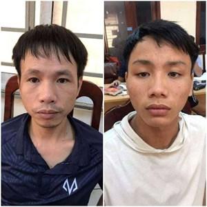 Bắt 2 CĐV Nam Định bắn pháo sáng, đánh cảnh sát trên sân Hàng Đẫy