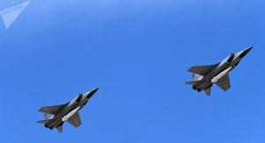 [VIDEO] Nga công bố hình ảnh từ bên trong buồng lái máy bay MiG-31BM