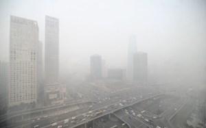 Hà Nội ô nhiễm không khí nghiêm trọng