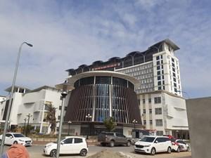 Bệnh viện đa khoa tỉnh Lạng Sơn: Mới sử dụng, nhiều hạng mục đã hỏng