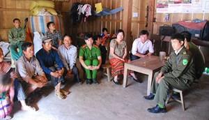 Nậm Pồ (Điện Biên): Chủ động giải quyết dứt điểm mâu thuẫn từ cơ sở
