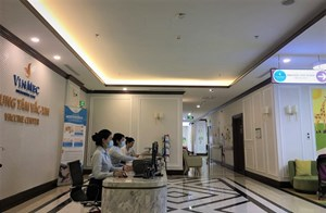 Cận cảnh Trung tâm tiêm chủng 5 sao 'một chiều' đầu tiên tại Hà Nội