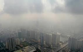 [VIDEO] Nồng độ ô nhiễm trong không khí ở Hà Nội tăng cao