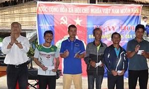 Kon Tum: Ngày hội Đại đoàn kết toàn dân tộc xã Đăk La