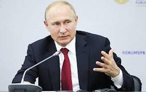 Tổng thống Putin miễn nhiệm hàng loạt quan chức cấp cao