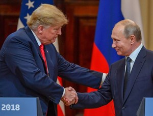 """Tổng thống Putin điều máy bay vận tải chuyển vật tư y tế """"ứng cứu"""" Mỹ"""