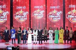 Khởi động mùa giải thứ 2 Cuộc thi 'Tiếng hát Công nhân'