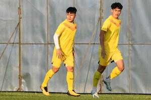 Báo Thái Lan bất ngờ trước nỗ lực luyện tập của U23 Việt Nam
