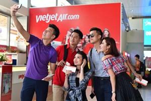 Vietjet tung triệu vé khuyến mãi từ 0 đồng, thêm cơ hội bay Bali, Seoul, Đài Bắc