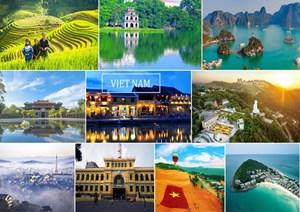 Quảng bá du lịch Việt Nam
