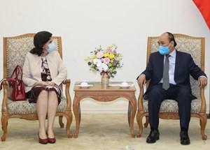 Thủ tướng cảm ơn Cuba hỗ trợ Việt Nam phòng, chống dịch Covid-19