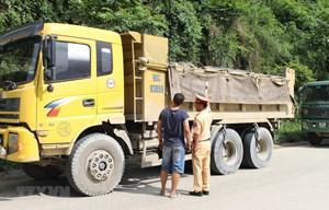 Truy tố 5 cán bộ thanh tra giao thông bảo kê logo 'xe vua' ở Hà Nội