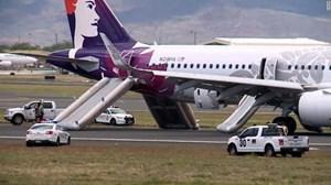Mỹ: Máy bay của Hawaiian Airlines hạ cánh khẩn cấp, 7 người nhập viện