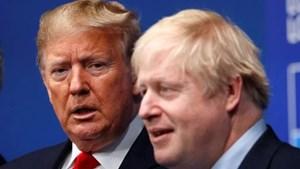 Ông Trump đề nghị hỗ trợ điều trị Covid-19 cho Thủ tướng Anh