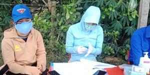 Quảng Nam: Truy tìm thanh niên hành hung nhân viên chốt kiểm dịch Covid-19