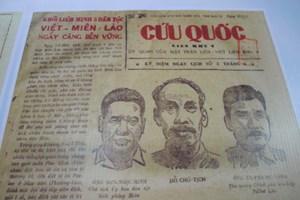 'Hình tượng Bác Hồ trên báo chí cách mạng ở miền Nam: 1945-1975'