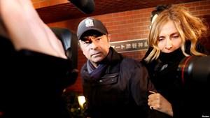 Vợ cựu Chủ tịch Nissan bị truy nã quốc tế