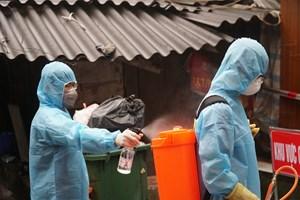 Bảo vệ nhân viên y tế tránh lây nhiễm