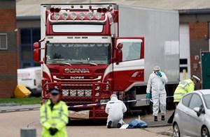 Cảnh sát Anh mở cuộc điều tra lớn nhất sau vụ việc ở Essex