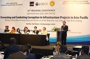 Tăng cường phòng, ngừa tham nhũng trong các dự án cơ sở hạ tầng