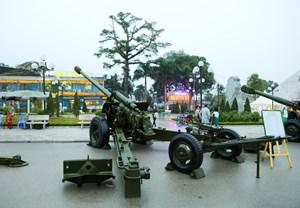 [VIDEO] Chiêm ngưỡng dàn pháo 'khủng' của Quân đội Nhân dân Việt Nam