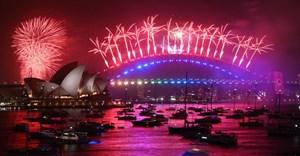[VIDEO] Chiêm ngưỡng màn pháo hoa rực rỡ đầu tiên trên thế giới chào đón năm mới 2020
