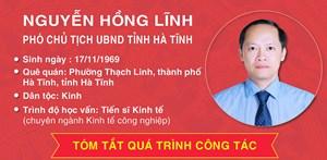 Hà Tĩnh: Bí thư Thành ủy được bầu giữ chức Phó Chủ tịch UBND tỉnh