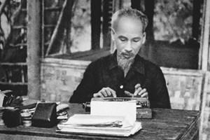 Kỷ niệm 130 năm ngày sinh Chủ tịch Hồ Chí Minh: Những ngày ở chiến khu