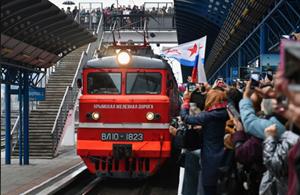 Nga khai trương tuyến đường sắt mới đến Crimea, Ukraine vào cuộc điều tra