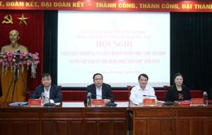 Đưa hàng Việt chiếm lĩnh thị trường trong nước và quốc tế