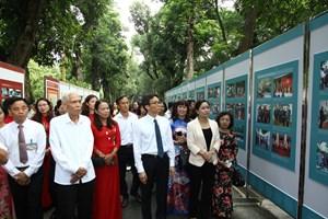 Vẻ vang Khu di tích Chủ tịch Hồ Chí Minh tại Phủ Chủ tịch
