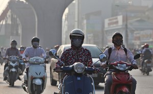 Ô nhiễm không khí: Ảnh hưởng trực tiếp đến những người mắc bệnh lý hô hấp