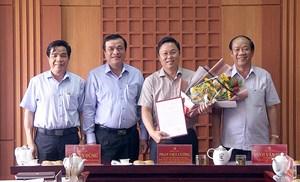 Ban Bí thư chuẩn y nhân sự tại Quảng Nam