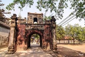 Bảo tồn và phát huy giá trị di sản làng cổ Thổ Hà