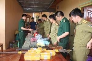 Bắt vụ vận mua bán, vận chuyển trái phép 4.000 viên ma túy tổng hợp