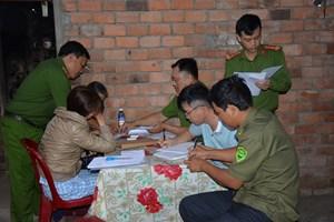 Quảng Nam: Phát hiện một đối tượng có hành vi sản xuất bột ngọt A-one giả