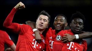 'Gieo sầu' cho Chelsea, Bayern Munich đặt 1 chân vào vòng tứ kết