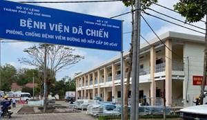 TP Hồ Chí Minh: Lên phương án ứng phó với 500 trường hợp mắc Covid-19