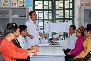 Sơn La: Chăm sóc người cao tuổi vùng cao
