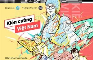 'Kiên cường Việt Nam'