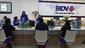 BIDV thông báo tuyển dụng cán bộ tập trung năm 2018