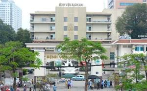 Xác định Công ty Trường Sinh là nguồn lây nhiễm chính ở BV Bạch Mai