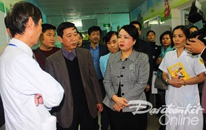Bộ trưởng Bộ Y tế: 4 trẻ sơ sinh tử vong là sự cố bất bình thường