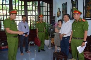 Khởi tố 2 lãnh đạo tại Chi cục Thủy sản tỉnh Quảng Nam