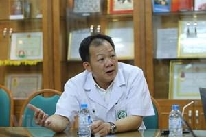 Lãnh đạo BV Bạch Mai: '14 ngày qua là thời khắc khó khăn'