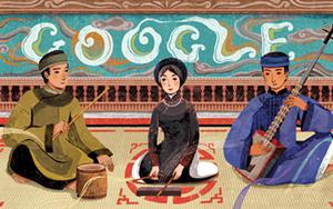 Google vinh danh nghệ thuật Ca trù