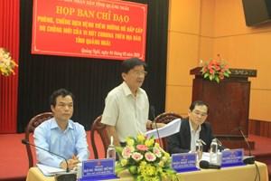 Quảng Ngãi: Sẵn sàng đón 130 người Việt Nam trở về từ Trung Quốc